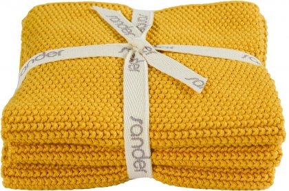 SALON LOEWE-EFIA VAATDOEK yellow